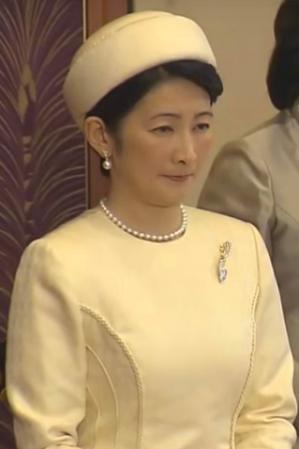 Princess Kiko, January 15, 2016 | Royal Hats
