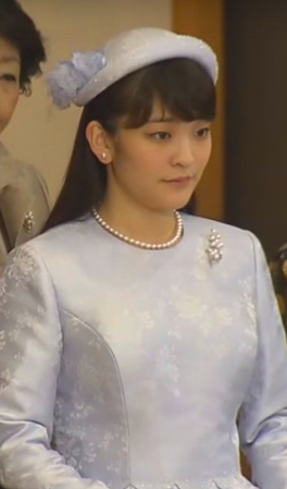 Princess Mako, January 15, 2016 | Royal Hats
