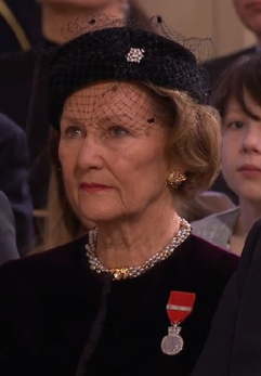 Queen Sonja, January 17, 2016 | Royal Hats