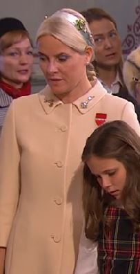 Crown Princess Mette-Marit, January 17, 2016 | Royal Hats