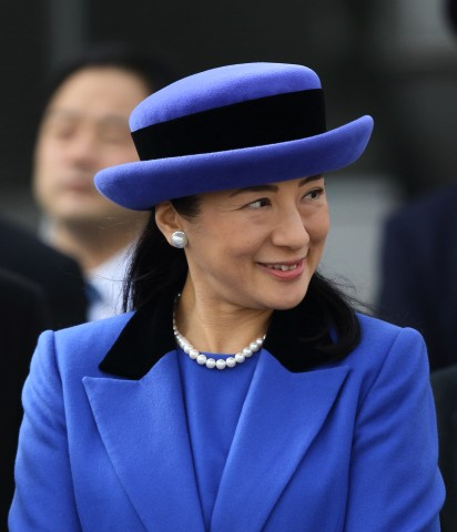 Princess Masako, January 26, 2016 | Royal Hats