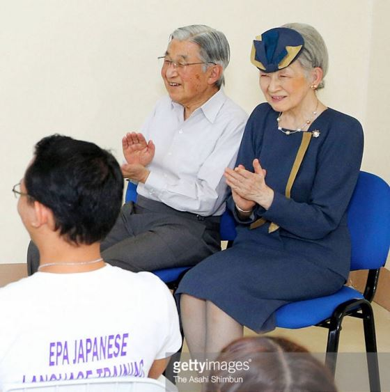 Empress Michiko, January 29, 2016 | Royal Hats