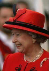 Queen Elizabeth, March 9, 1998 in Philip Somerville| Royal Hats