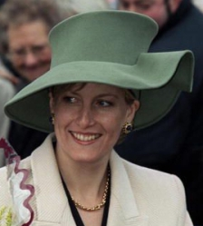 Countess of Wessex, December 25, 1999 | Royal Hats