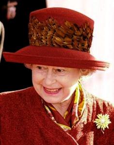 Queen Elizabeth, February 16, 2000 | Royal Hats