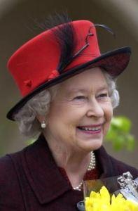 Queen Elizabeth, April 20, 2003 | Royal Hats