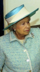Queen Elizabeth, September 28, 2014 in Philip Somerville | Royal Hats