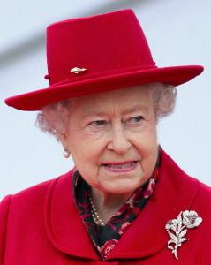 Queen Elizabeth, April 25, 2012 | Royal Hats