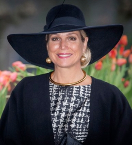 Queen Máxima, January 6, 2016 in Fabienne Delvigne | Royal Hats