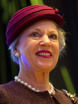 Princess Benedikte, January 16, 2016 | Royal Hats