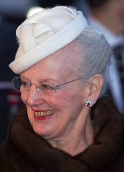Queen Margrethe, January 17, 2016 | Royal Hats