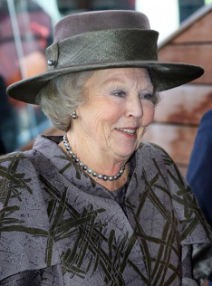 Princess Beatrix, January 23, 2016 | Royal Hats