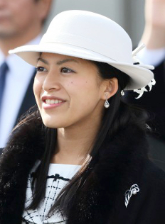 Princess Tsuguko, January 26, 2016 | Royal Hats