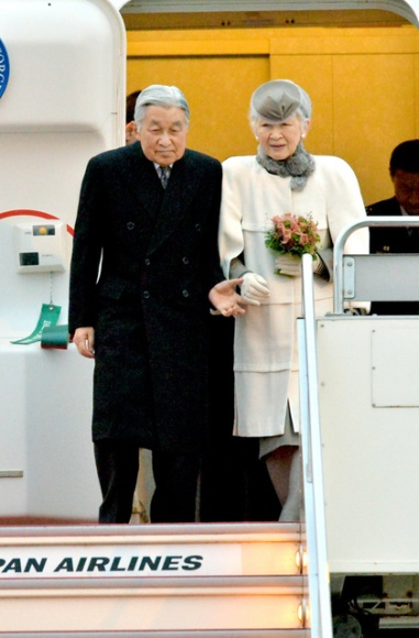 Empress Michiko, January 31, 2016| Royal Hats