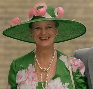 Queen Margrethe, July 9, 1999 | Royal Hats