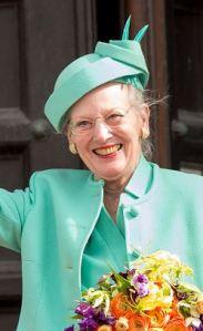 Queen Margrethe, April 16, 2015 | Royal Hats