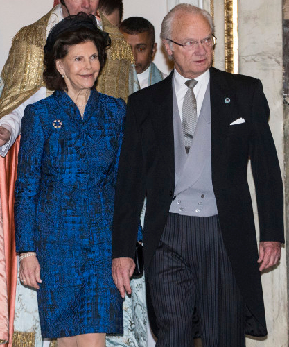 Queen Silvia, March 3, 2016 | Royal Hats