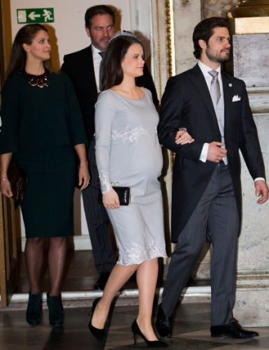 Princess Sofia, March 3, 2016 in Malinda Damgaard | Royal Hats