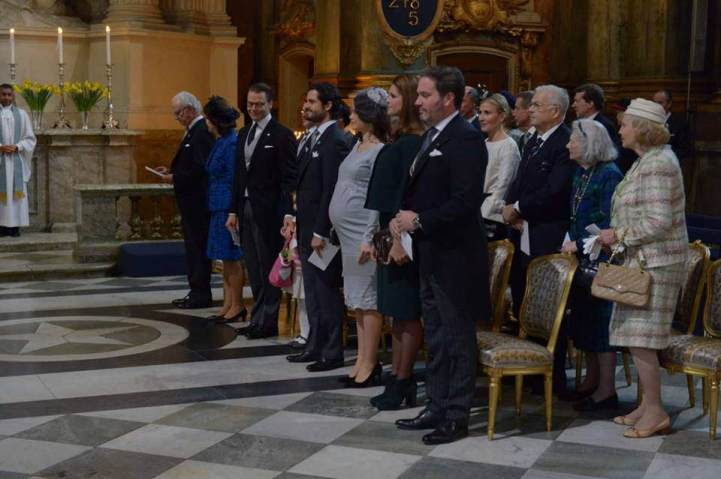 Swedish Royal Family, March 3, 2016 | Royal Hats