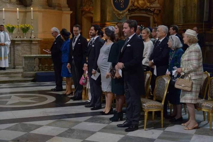 Swedish Royal Family, March 3, 2016 | Royal Hats