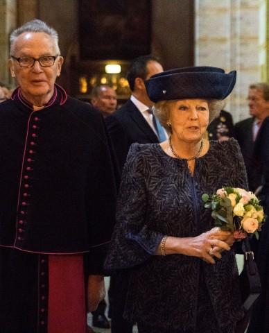 Princess Beatrix, March 4, 2016 | Royal Hats