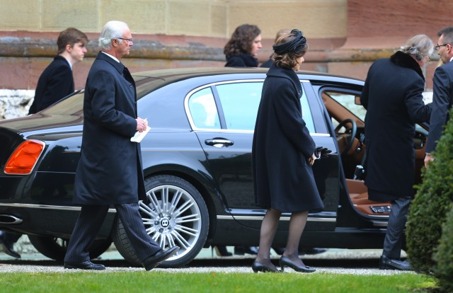 Queen Silvia, March 12, 2016 | Royal Hats