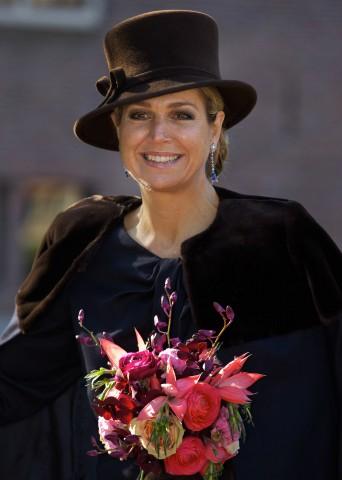 Queen Máxima, March 16, 2016 | Royal Hats