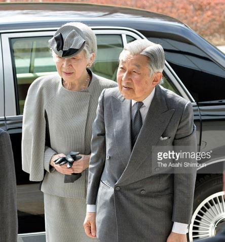 Empress Michiko, March 18, 2016 | Royal Hats