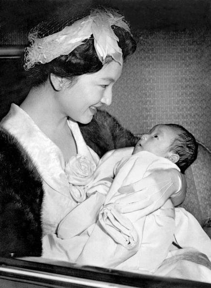 Princess Michiko, April 1960