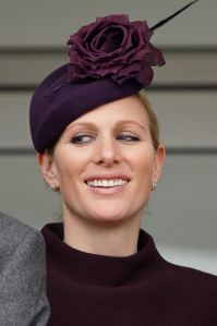 Zara Phillips Tindall, March 15, 2016 | Royal Hats