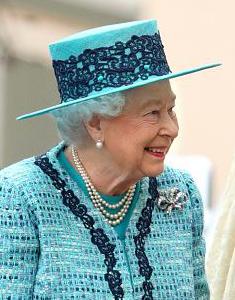 Queen Elizabeth, March 24, 2016 in Angela Kelly | Royal Hats