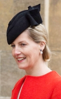 Countess of Wessex, Easter 2015 | Royal Hats