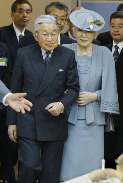 Empress Michiko, April 2, 2016 | Royal Hats