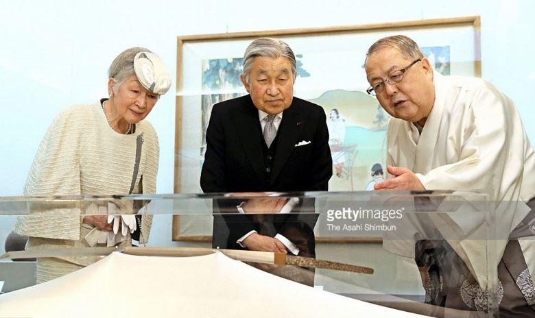 Empress Michiko, April 3, 2016 | Royal Hats