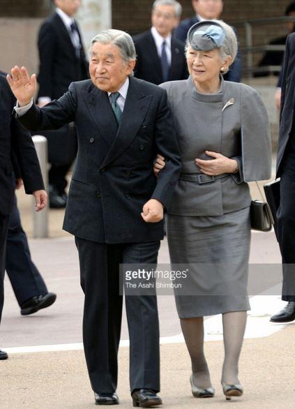 Empress Michiko, April 4, 2016 | Royal Hats
