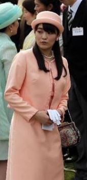 Princess Mako, April 27, 2016 | Royal Hats