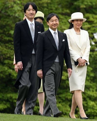 Crown Princess Masako, April 27, 2016 | Royal Hats