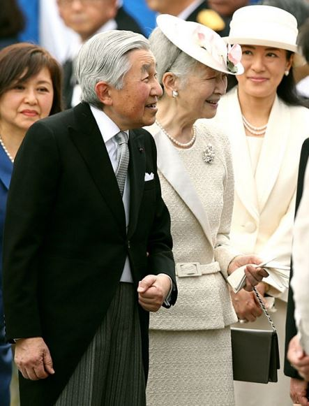 Empress Michiko, April 27, 2016 | Royal Hats