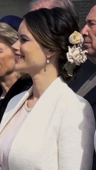 Princess Sofia, April 30, 2016 | Royal Hats