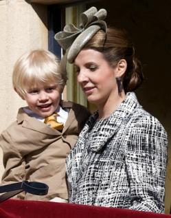 Princess Tessy, April 2012 | Royal Hats