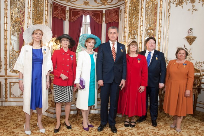 Romanian Royal Family, May 10, 2016 | Royal Hats