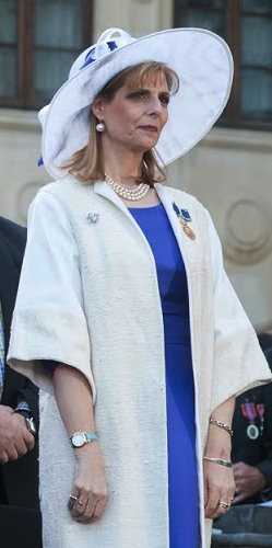 Princess Maria, May 10, 2016 | Royal Hats