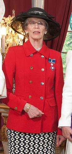 Archduchess Maria-Magdalena of Austria, May 10, 2016   Royal Hats