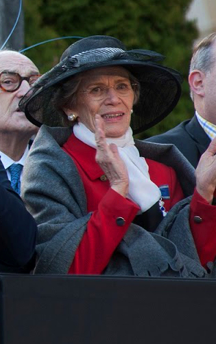 Archduchess Maria-Magdalena of Austria, May 10, 2016 | Royal Hats