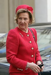 Queen Sonja, April 4, 2016 | Royal Hats