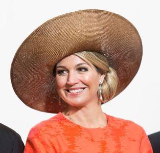 Queen Máxima, April 21, 2016 in Fabienne Delvigne | Royal Hats
