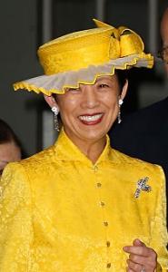 Princess Hisako, April 30, 2016 | Royal Hats