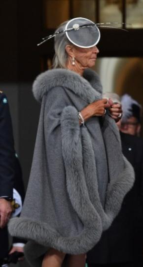 Princess Brigitte, April 30, 2016 | Royal Hats
