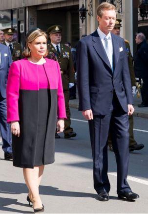 Grand Duchess Maria Teresa, April 30, 2016 | Royal Hats