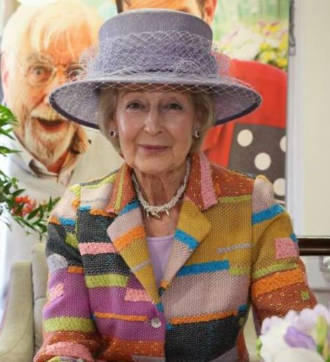 Princess Alexandra, May 5, 2016 | Royal Hats